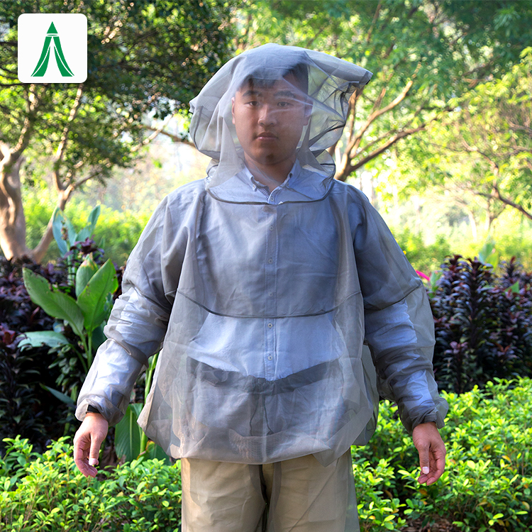Mosquito Mesh Head Net Bugs Gnats Biting Insects Fly Screen Protection Repellent Netting Face Neck Protecting Cover for Outdoor