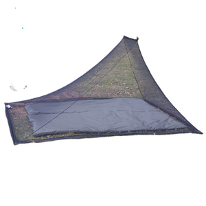 Export To Europe, America And Africa Outdoor Camping Trip Double Trapezoidal Protection Privacy Mosquito Net Tent