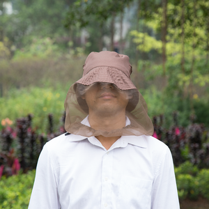 Head Net Face Mesh Head Cover for Outdoor Lovers Protect from Fly Screen Mosquito Gnat and Other Flies