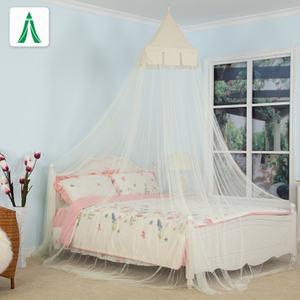 Wholesale 100% Polyester Conical Treated Circular Hanging Mosquito Net