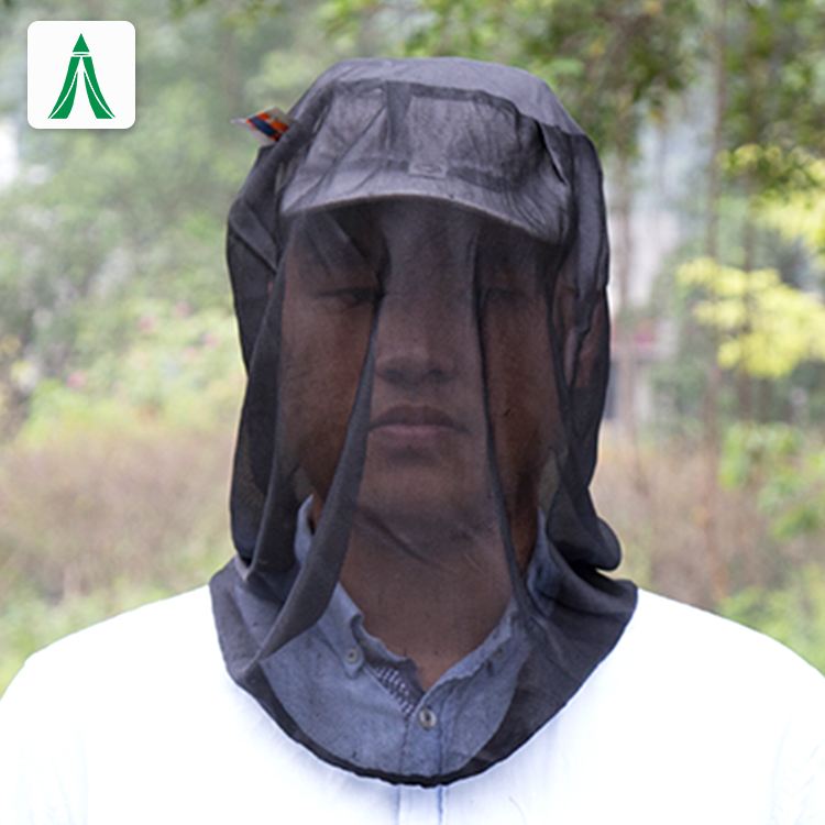 Outdoor sun hat Anti-Mosquito Mask Hat Face Protection
