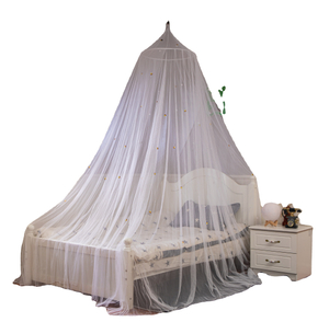 2020 New Style Glowing In The Dark Firefly Charming Hanging Mosquito Net