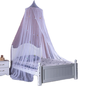 2020 New Product Ocean Style Fluorescent Hanging High Quality Mosquito Net