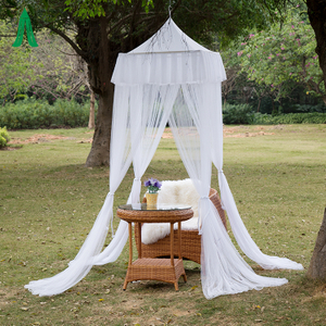 Rectangular Top Outdoor Luxury Big Size Mosquito Net