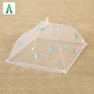High Quality Foldable Giant Mosquito Net Mesh Food Cover Tent