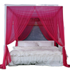 Mosquito NET for Bed Canopy, Four Corner Post Curtains Bed Canopy Premium Bed Canopy Mosquito Net