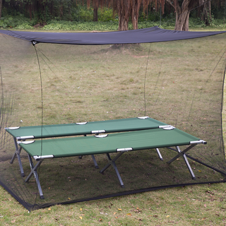 Folding Traveling Camping Portable Outdoor Box Net For Double