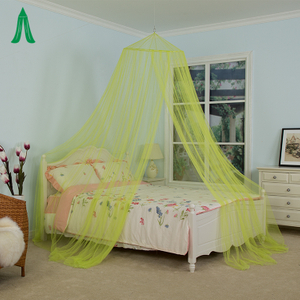 Hanging Hoop Newest Colorful Double Bed Canopy Mosquito Netting