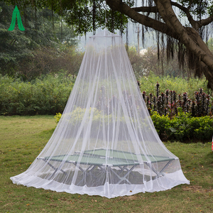 Circular Groundless No Door Outdoor Mosquito Net for Single High Quality