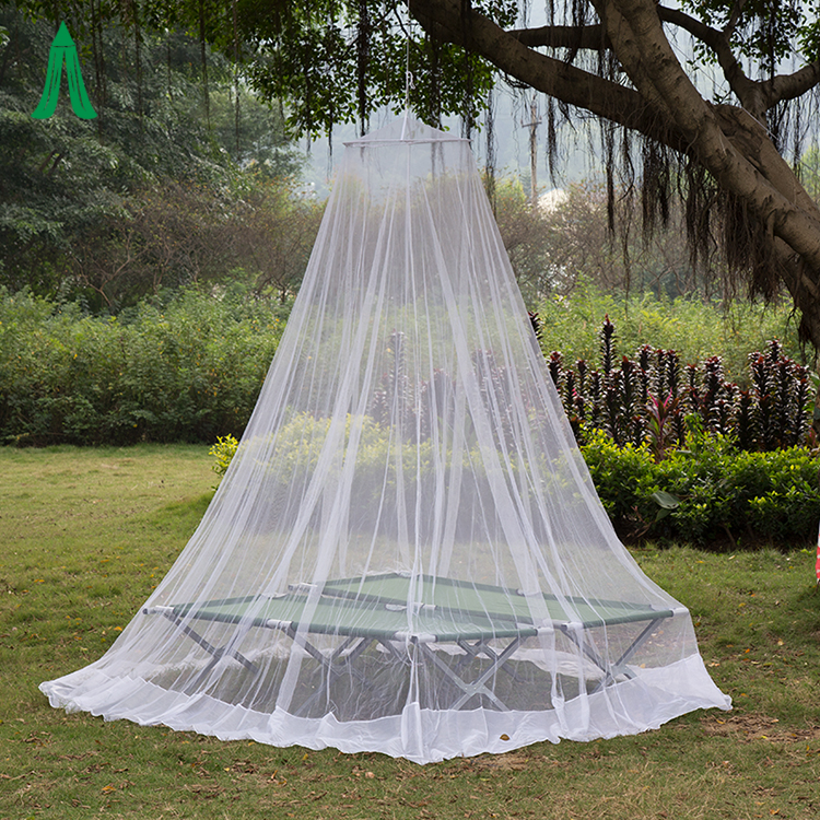 2020 Top-Selling Safety Insecticdes Treatment Outdoor White Umbrella Mosquito Net