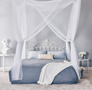Low Price Square Bed Canopies Customized Bedroom Mosquito Nets