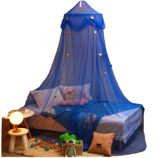 New Design Dome Lace Star Nets Boys Girls Mosquito Net Canopy Bed