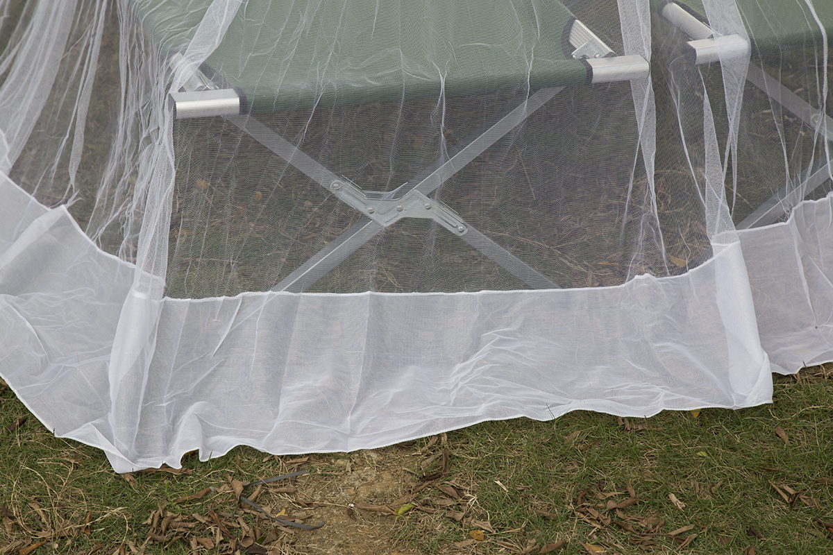 Outdoor Military White Mosquito Nets For Army Camping