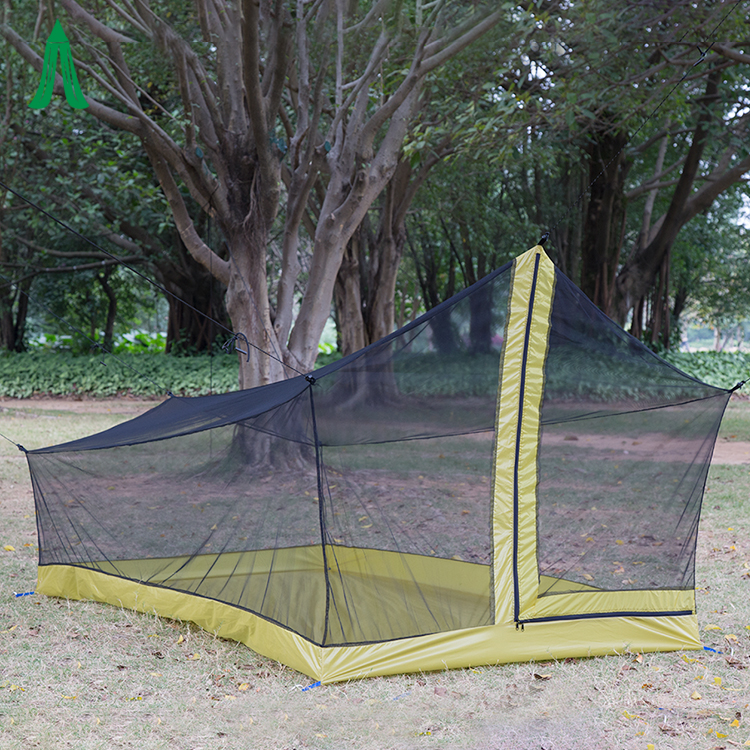 Free Installation Travel Outdoor House Shape Tent Mosquito Net