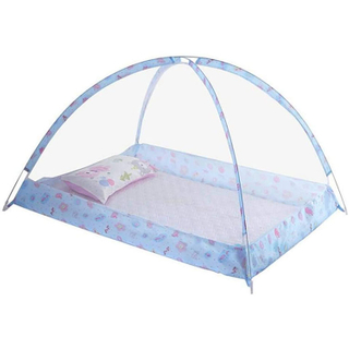 Baby Bedding Crib Netting Folding Home Bed Bottomless Mosquito Net