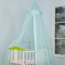 Children Kid Crib Netting 100% Polyester Durable Hanging Mosquito Net For Baby