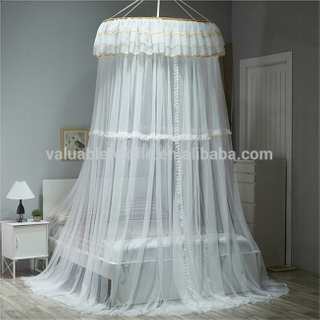 Home/outdoor Travel Single Size Bed Conical Large Mosquito Net