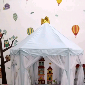 Indoor Outdoor Kids Boys Girls Toy Style Children Playhouse Material Cloth Large Play Tent