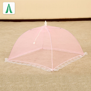 pop up mesh mosquito net food cover