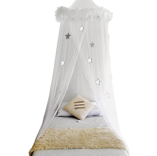 Hot Sale Hanging Rectangular Mosquito Nets With Foldable Frame