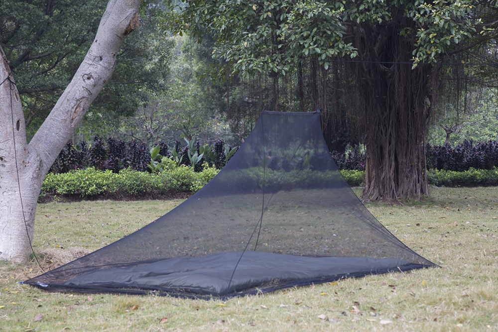 Competitive Price100% Polyester Material Tent Mosquito Net Travel For Outdoor