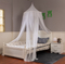Dreamlike Foldable Growing In The Dark Stars Square Mosquito Net Bed Canopy