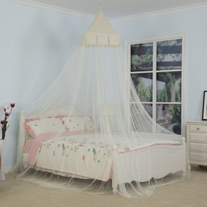 Low Price Mosquito Nets Bed Hanging Square Top Bed Canopy