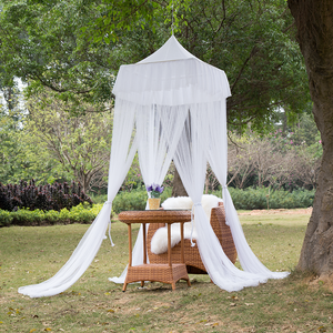 outdoor cheap hanging elegant white camping garden decorative mosquito net for picnic