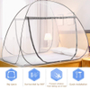 Popular Bedroom Folding Mesh Cover Portable Pop-Up Mosquito Net Tent