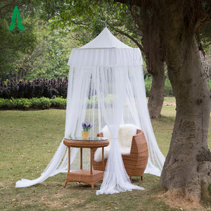 Foldable Lightweight 100% Polyester Outdoor Portable Camping Anti Mosquito Net