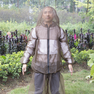 Easy Carrying Durable Anti-bugs Mosquito Body Suits Netting