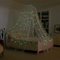 New design Glow kid's handing mosquito net double bed