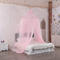 Hanging Princess Bed Canopy Beautiful Children Baby Mosquito Net in Pink