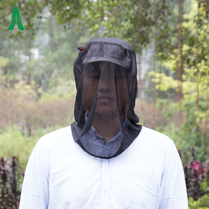 Wholesales Portable Sleeping Outdoor Camping Mesh Mosquito Head Net