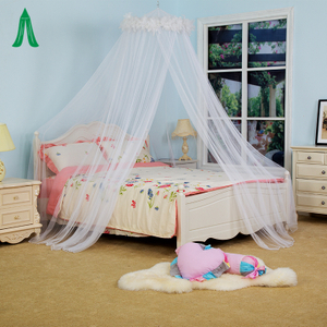 Princess Umbrella Decorative Net Bed Canopy Circular Round Mosquito Nets